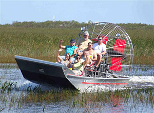 Best Airboat Tours Miami